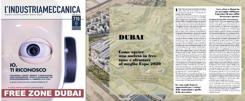 Expo 2020 Dubai Industria Meccanica 710