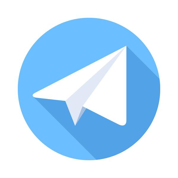 Contattaci via Telegram