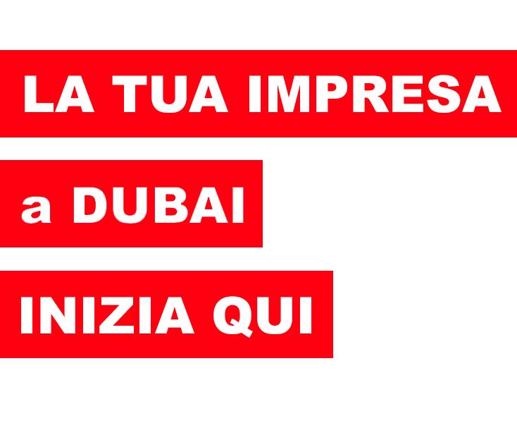 Free Zone Dubai La tua impresa inizia qui