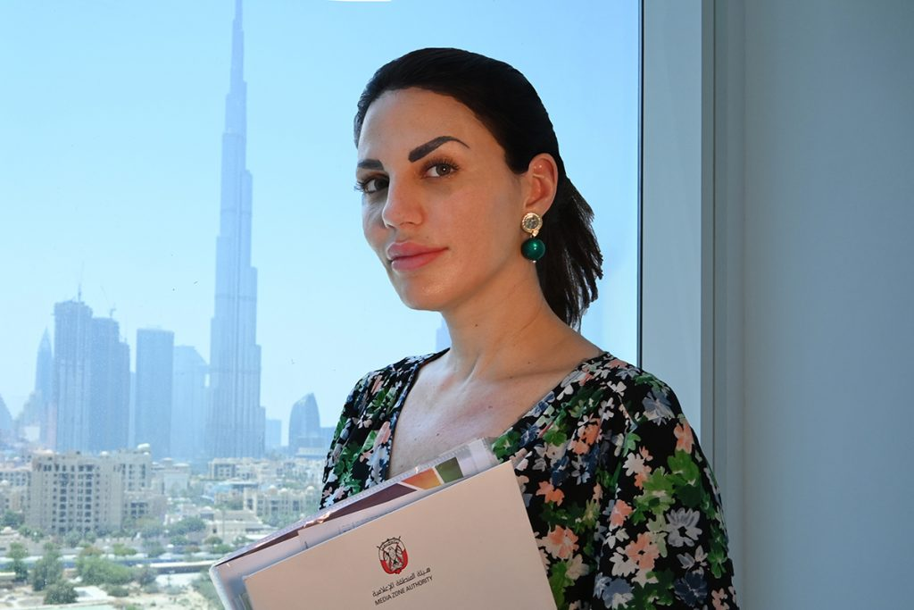 Free Zone Dubai foto ufficio Vale