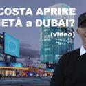 Quanto costa aprire una società a Dubai?