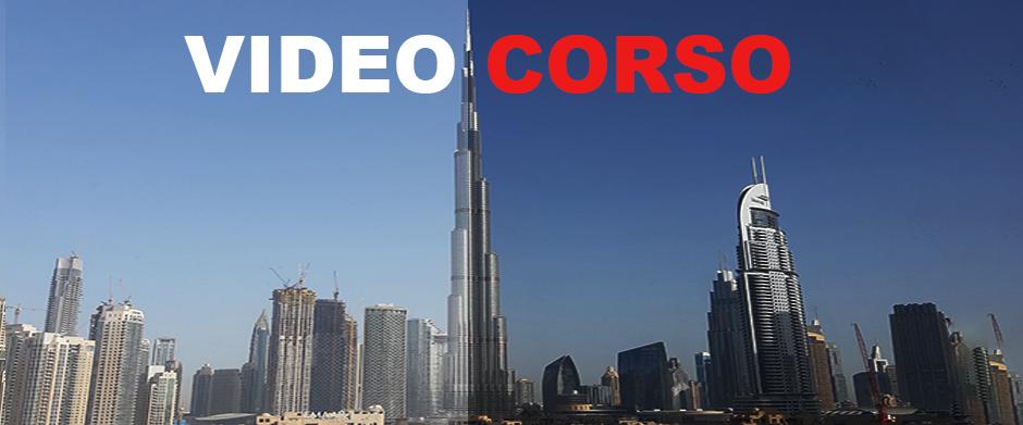 VIDEO CORSO Aprire Società Dubai Free Zone Guida rapida al processo di internazionalizzazione d'impresa negli Emirati Arabi