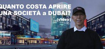 Quanto Costa Aprire una Societa a Dubai